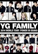 YG Family 2014 World Tour: Power