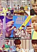 "GOT7 ""Just right"" LIVE PARTY"
