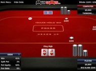 Texas Hold 'em Poker: Heads Up : Tri Peak Solitaire