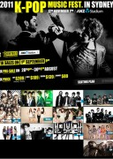 K-POP MUSIC FESTIVAL IN SYDNEY 2011
