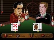 Black Jack or Drink : Texas Hold 'em Poker: Heads Up